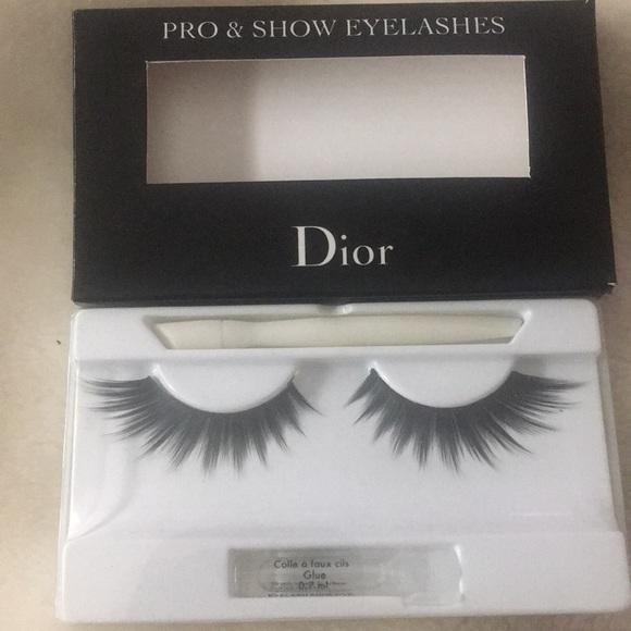 Dior Makeup Sexy Pro And Show False Eyelashes Poshmark